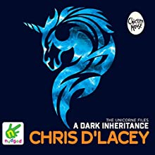 A Dark Inheritance (       UNABRIDGED) by Chris D'Lacey Narrated by Oliver J. Hembrough