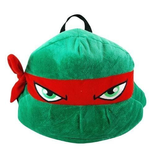 TMNT RALPH PLUSH BACKPACK - 1