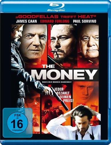 The Money - Jeder bezahlt seinen Preis! [Blu-ray]