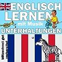 Unterhaltungen (Englisch Lernen mit Musik) Hörbuch von Joachim Schwochert Gesprochen von: Peter Bereza