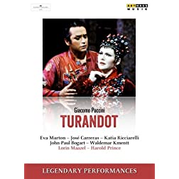 Puccini: Turandot - Wiener Staatsoper, 1983