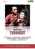 Puccini:Turandot [Eva Marton; Jose Carreras; Katia Ricciarelli; John-Paul Bogart; Waldemar Kmentt] [ARTHAUS: DVD] [2015]