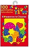 Ma Boite à Gommettes : Gommettes Brillantes - De 3 à 5 ans