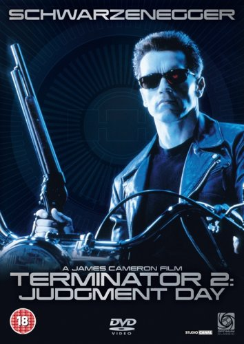 Terminator 2: Judgment Day [DVD]