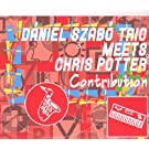 D�niel Szabo Trio Meets Chris Potter