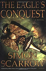Simon scarrow eagle books in order