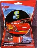 Disney Pixar Cars 2 Night Light World Grand Prix (WGP) Series Lightning McQueen #95 (Red)