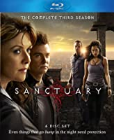 Sanctuary The Complete Third Season Blu-ray by Entertainment One