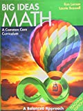 Big Ideas MATH: Common Core Teacher Edition Green 2014