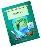PACEMAKER ALGEBRA ONE SE SECOND EDITION 2001C (Fearon's Algebra 1)