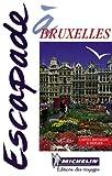 echange, troc Guides Escapade - Bruxelles, N°6560