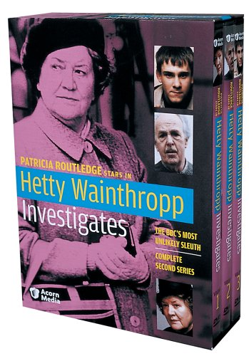 Hetty Wainthropp Investigates - The Complete Second Season