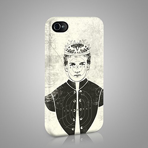 King Joffrey Baratheon GAME OF THRONES STARK LANNISTER TARGARYEN CASE HARD COVER FOR Candy Case - iPhone 5 5S