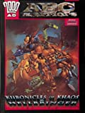 ABC Warriors: Khronicles of Khaos AND Hellbringer (2000 AD) (0600594351) by Mills, Pat
