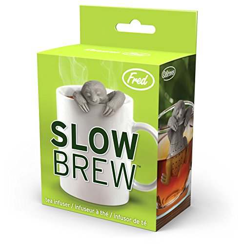 Fred & Friends SLOW BREW Sloth
