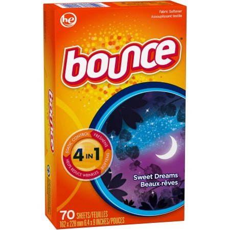 Bounce Sweet Dreams Fabric Softener Dryer Sheets, 70 sheets (Bounce Dryer Sheets Unscented compare prices)