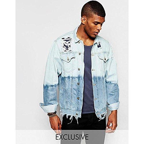 (リクレイム ヴィンテージ) Reclaimed Vintage メンズ アウター ジャケット Reclaimed Vintage Denim Jacket In Dip Dye 並行輸入品