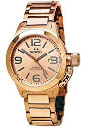 TW Steel TW303 Women's Rose Gold Watch