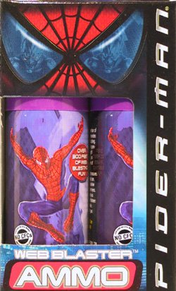 Spider-Man Movie Web Blaster Ammo Refill - 1