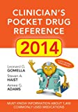 img - for Clinicians Pocket Drug Reference 2014 book / textbook / text book