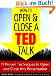 How to Open and Close a TED Talk: 11...