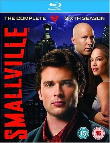 Smallville - The Complete Sixth Season [Blu-ray][Region