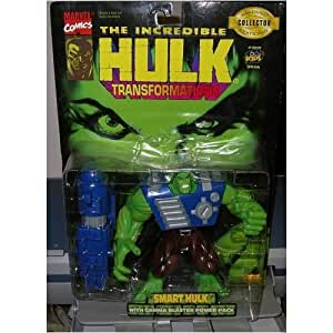 Buy The Incredible Hulk: Transformations Smart Hulk with ...