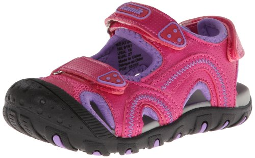 Kamik Sea Turtle Sandal (Toddler/Little Kid/Big Kid)