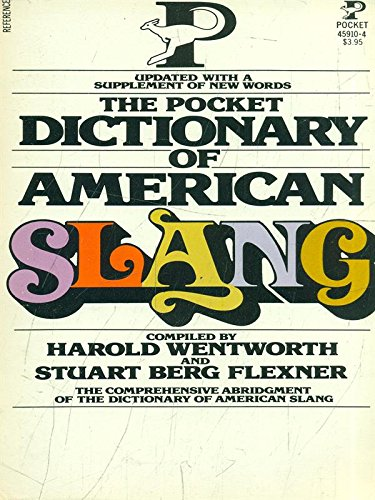 Image for The Pocket Dictionary of American Slang