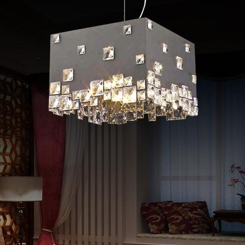 Lightinthebox Chandeliers , Artistic Stainless Steel Plating Ms-86249 Modern Simple Ceiling Light Fixture