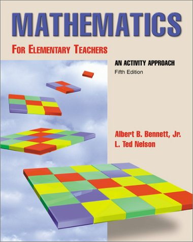 Mathematics for Elementary Teachers An Activity Approach with Manipulative Kit (Package Edition)