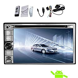 See 2015 Pure Android 4.2 Universal 2 Din Car DVD Player GPS 6.2 Inch Car Radio WiFi Car Video In Deck Headunit Car Radio Stereo GPS Navi Navigation Bluetooth USB/SD/MP3/MP4 Player FM/AM Radio Details