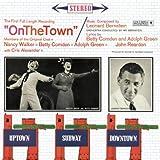 On the Town - Studio Cast Recording Leonard, Nancy Walk Bernstein