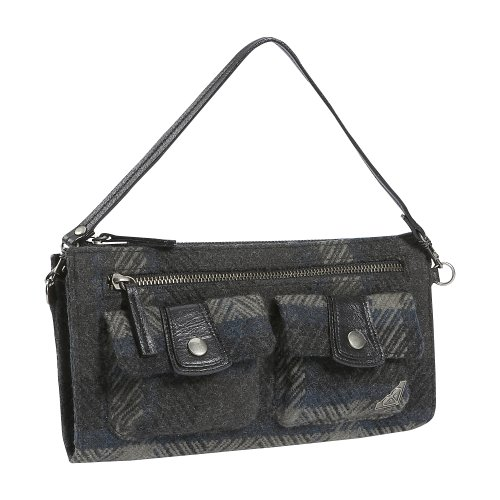 roxy street fair bag – Black