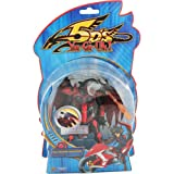 Yu-Gi-Oh 5Ds Red Dragon Archfiend Action Figure