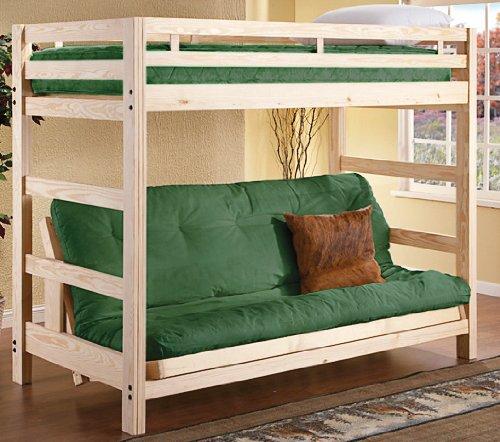 Futon Bunk Beds 8788 front
