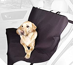 Guardian Gear Classic Car Seat Cover for Dogs, Black