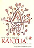 img - for Kantha: Poetry Embroidered on Cloth book / textbook / text book