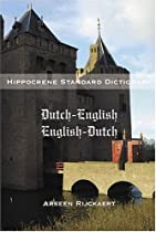 Dutch-English/English-Dutch Standard Dictionary (Hippocrene Standard Dictionary) (Dutch Edition)