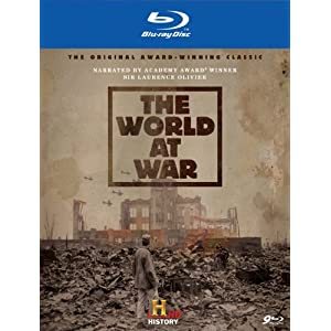 The World at War - Blu-ray - Save: 62%