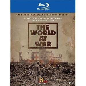 The World at War - Blu-ray - Save: 62%