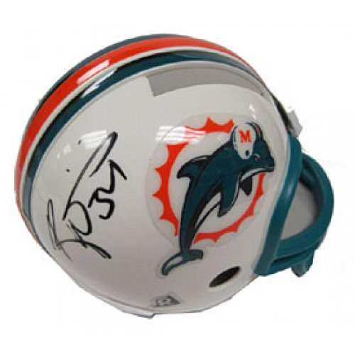Ricky Williams Autographed/Signed Miami Dolphins Desk Organizer Mini Helmet at Amazon.com