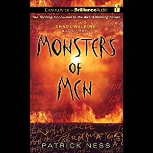 Monsters of Men Audiobook