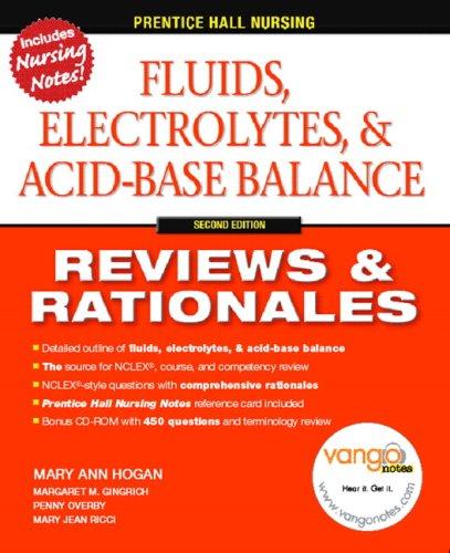 Fluids, Electrolytes & Acid-Base Balance, 2nd Edition...