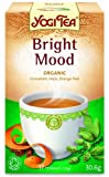Yogi Tea Bright Mood 17 Teabags (Pack of 6, Total 102 Teabags)