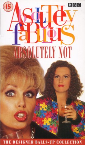 Absolutely Fabulous-Out Takes [VHS] [1992]
