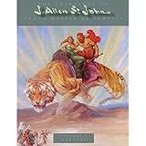 PAINTINGS OF J ALLEN ST JOHN PB: Grand Master of Fantasy