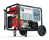 Honeywell HW7500E 9375 Watt 15 HP Portable Generator Electric Start