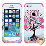 Product B00GQGCSA2 - Product title MYBAT Love Tree/Electric Pink TUFF Hybrid Phone Protector Cover for APPLE iPhone 5 APPLE iPhone 5s