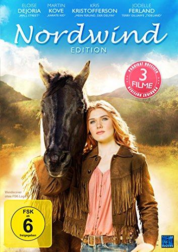 Nordwind Edition (3 Pferdefilme auf einen Schlag)